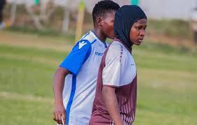 Anatu Sadat: The First Female Footballer To Wear A Hijab In Ghana